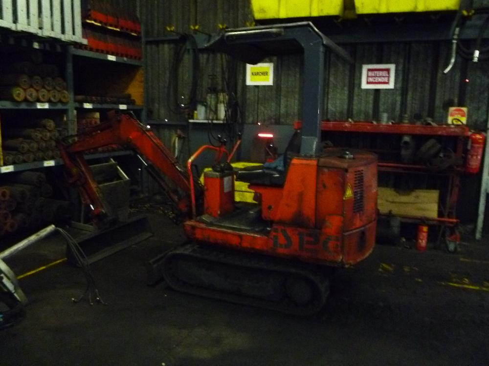 Vente aux ench res materiel de traitement et manutention - Vente aux encheres materiel de garage ...